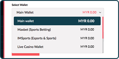 Rescuebet member dashboard interface showing the proceed button to make deposit