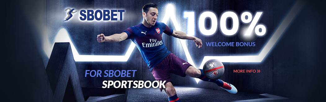 SBObet 100% Welcome Bonus