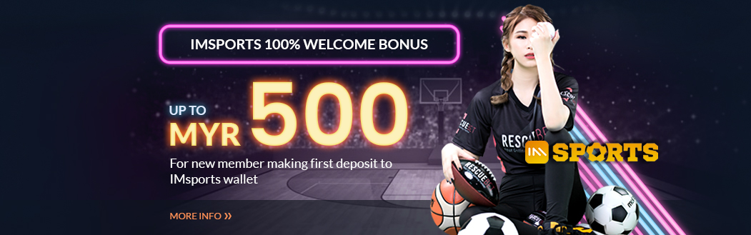 Msports 100% Welcome Bonus