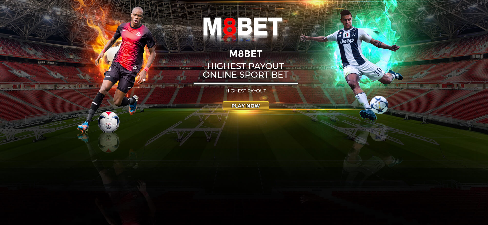 M8 Sports Betting With Best Odds