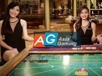 Asia Gaming Live Dealer Table
